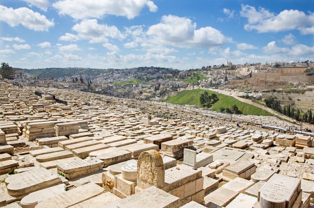 Cmentarz na Górze Oliwnej, Jerozolima
