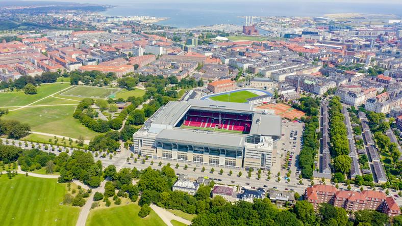 Stadion w Kopenhadze