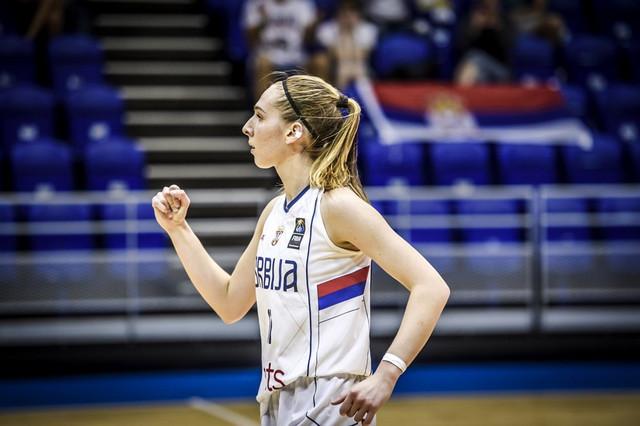 Ivana Raca je dominirala na meču protiv Slovakinja