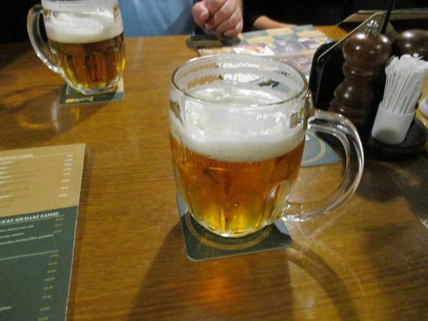 Być w Czechach i nie wypić Pilznera? Zbrodnia
