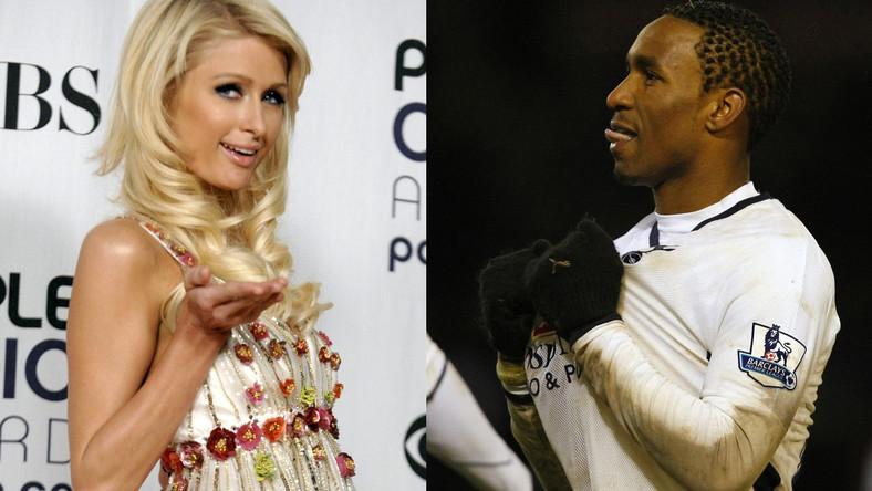 Piłkarz próbował poderwać Paris Hilton