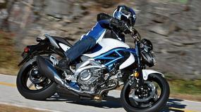 Suzuki Gladius: niebanalny i praktyczny