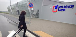 Lotnisko w Radomiu zamiast Modlina? Pasażerowie są oburzeni