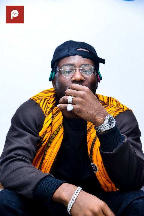The rapper says he would like to work with Zlatan and Naira Marley because he likes taking risks. [PULSE NIGERIA]
