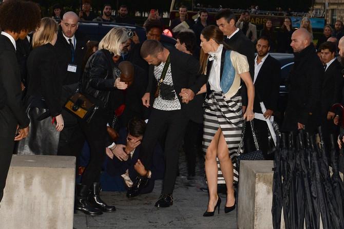 Džastin i Džesika na Pariskoj nedelji mode