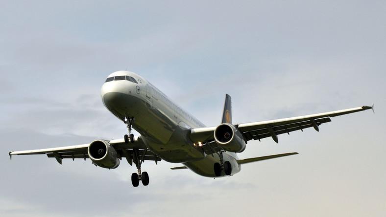 Samolot, Lufthansa