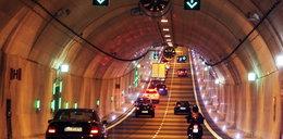 Otworzyli tunel, zakorkowali Oliwę i Przymorze