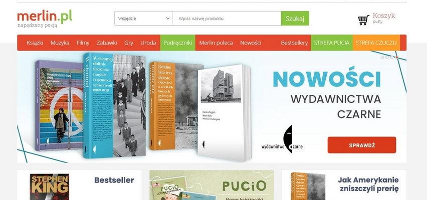 Sklep Merlin.pl nie realizuje zamówień. Kolejny raz... W sieci burza, klienci wściekli