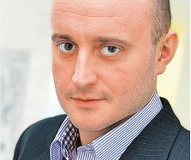 Maciej Chmielowski Fot. Wojciech Górski