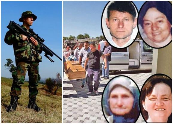 Žrtve masakra u Jabukovcu