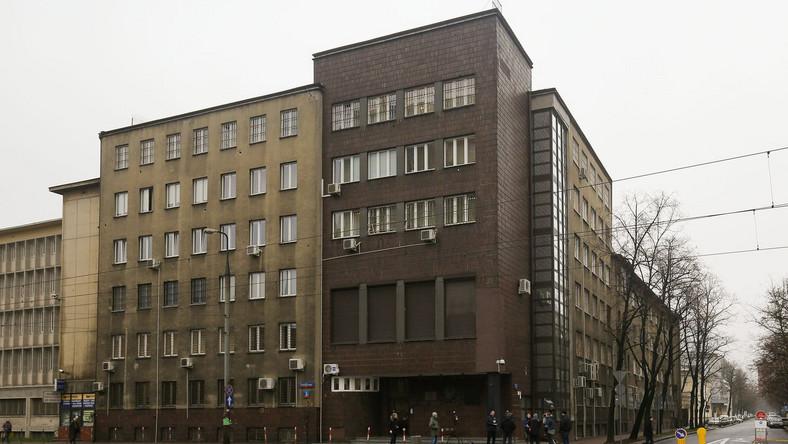 Siedziba CEK NATO w Warszawie