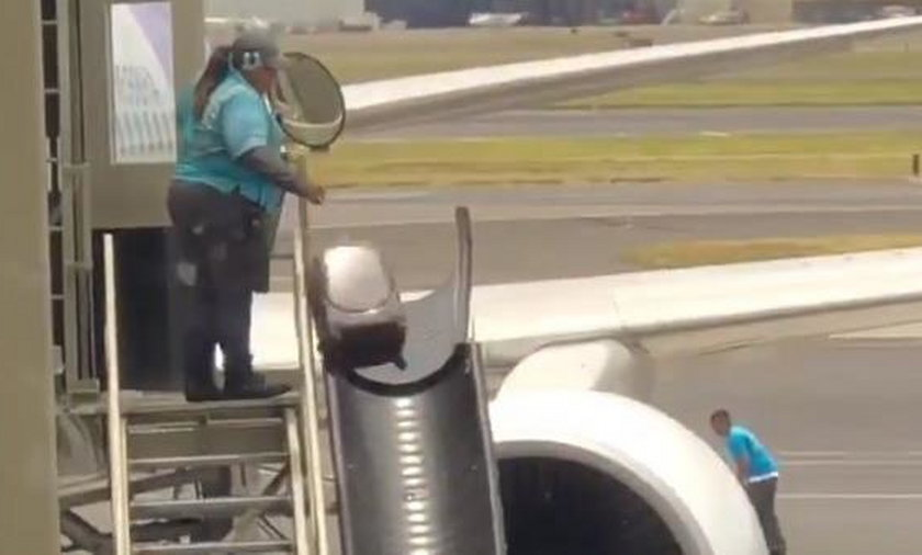 Tak traktują nasze bagaże! Nagranie obiega sieć