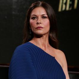 Catherine Zeta-Jones promuje swój nowy serial. Aktorka nie pokazywała się publicznie przez prawie rok