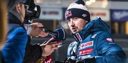 Adam Małysz zadowolony, że Kamil Stoch bije jego rekordy