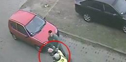 Agresywny kierowca nie odpowie za pobicie?