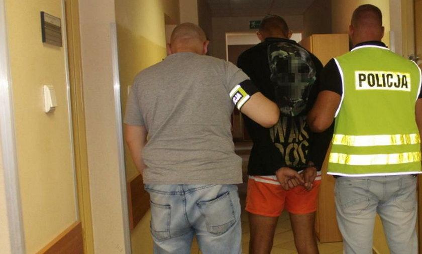 Atak na taksówkarza w Pruszkowie. Wstrząsająca relacja kierowcy
