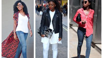 9 head-turning ways to style your pair of jeans (Photos)
