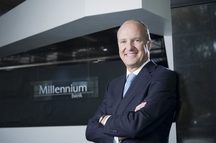 Joao Bras Jorge, prezes Millennium