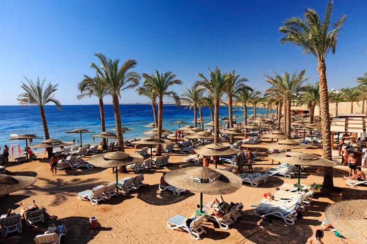 Egipat Hurgada letovanje plaža