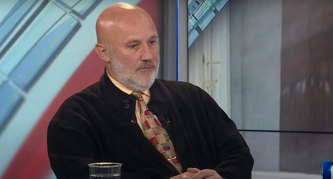 Goran Belojević specijalista higijene i šef Katedre za higijenu i medicinsku ekologiju Medicinskog fakulteta
