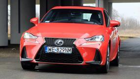 Lexus IS 200T – wielbiciel uślizgów | TEST