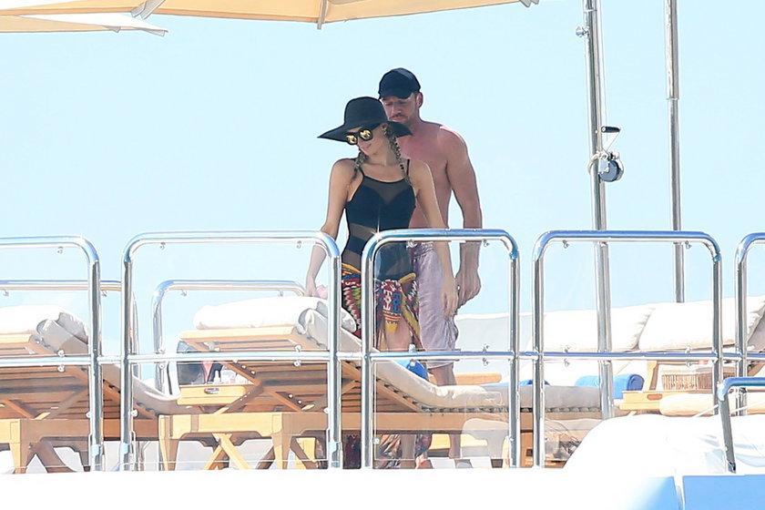 Paris Hilton z kochankiem