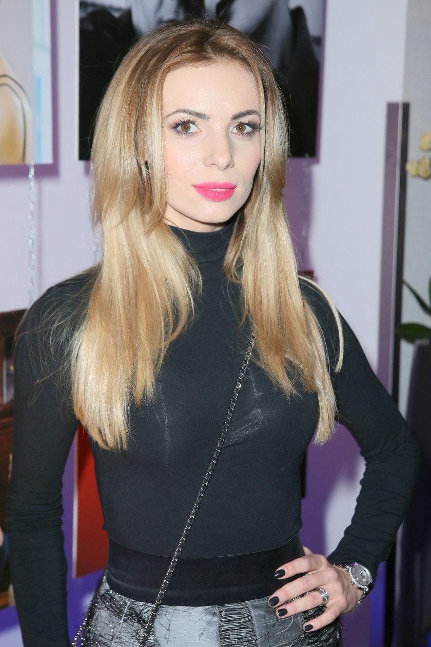 Izabela Janachowska w Warszawie