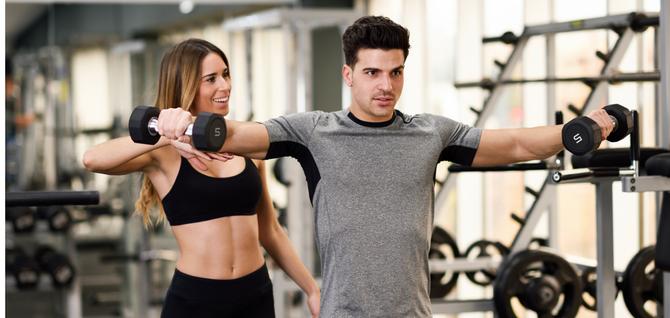 Fitnes instruktor
