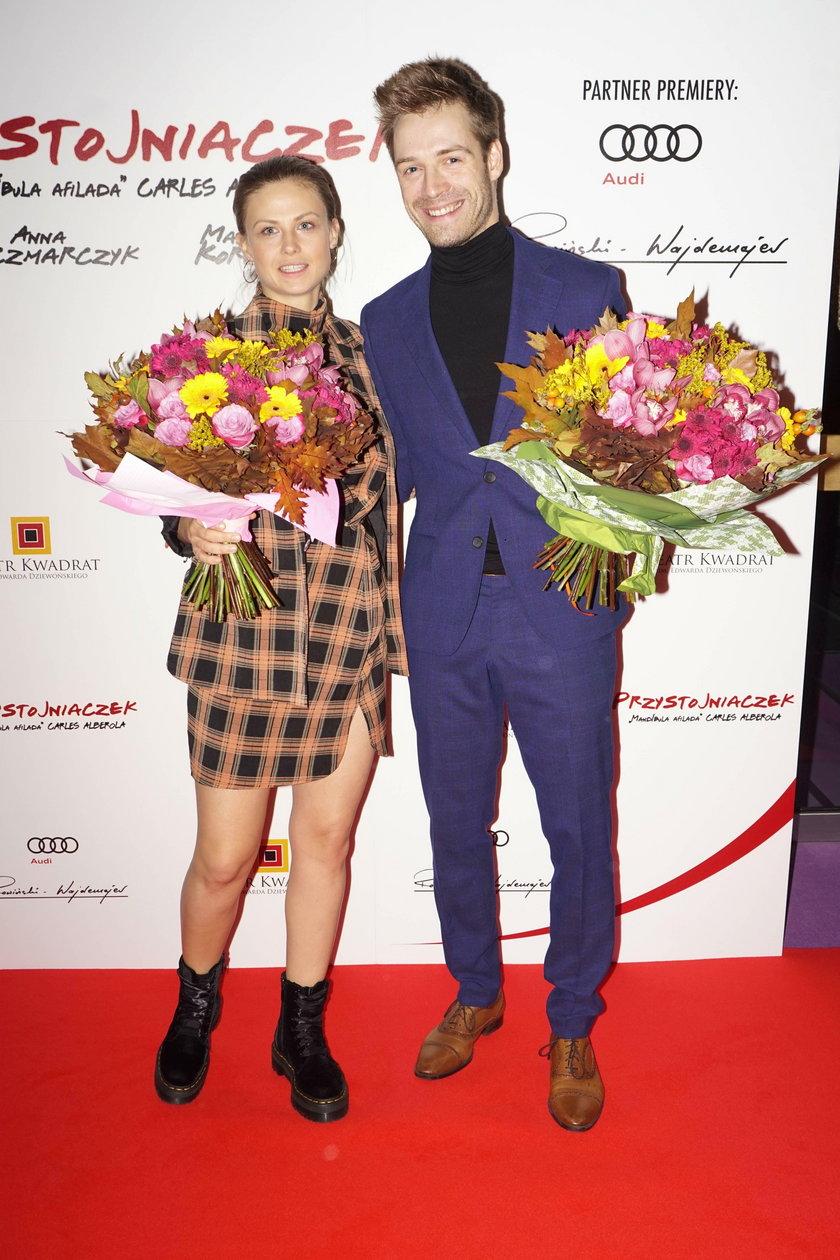 Anna Karczmarczyk i Marcin Korcz