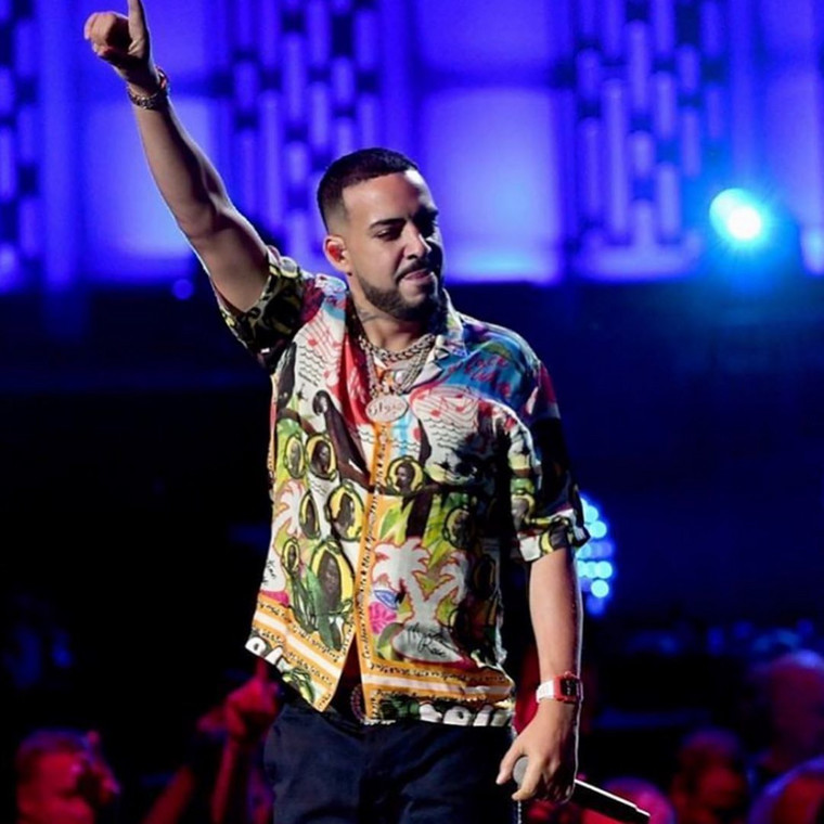 French Montana has been hospitalised after an emergency call was made about his failing health. [Instagram/FrenchMontana]