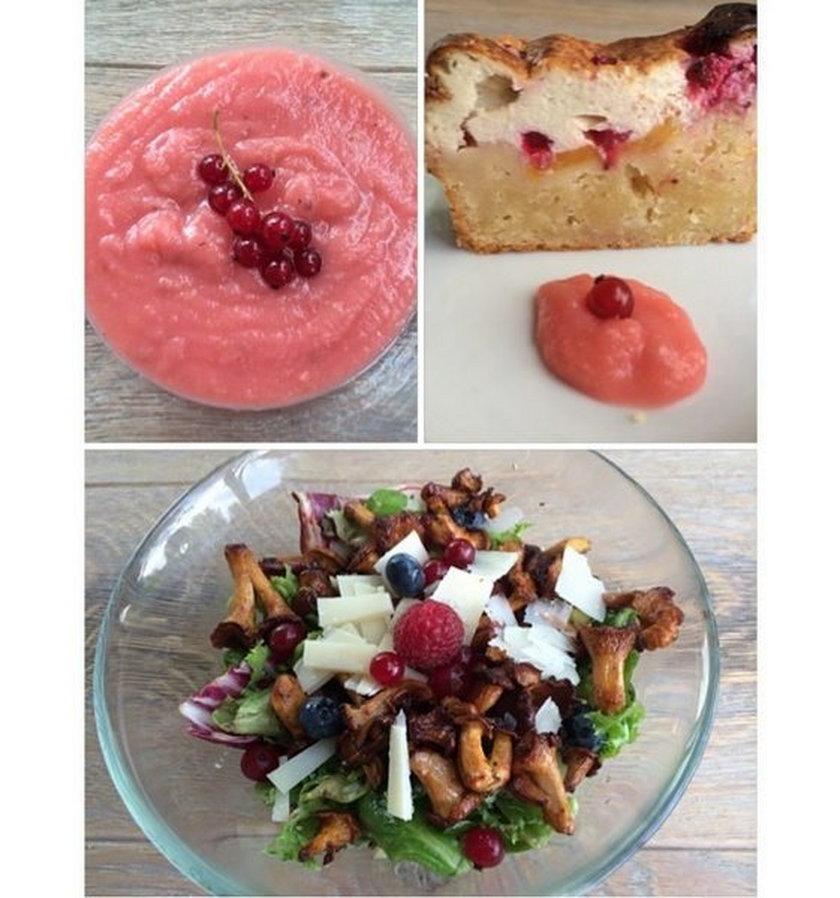 Kamila Szczawińska uwielbia zdrowe jedzenie