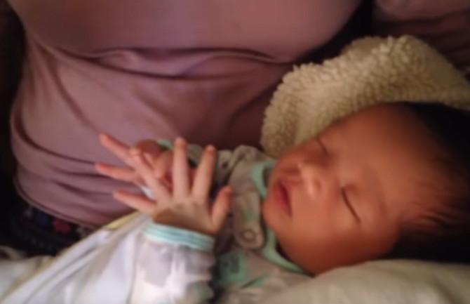 Ova beba je zaprepastila svet
