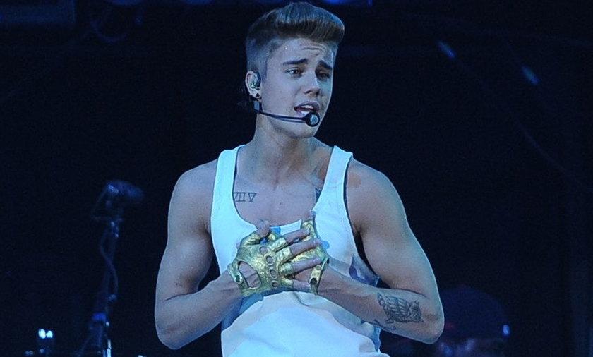 Justin Bieber w Łodzi