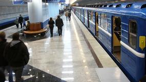 Mińsk: w metrze nie biegaj boso z choinką i w słuchawkach!