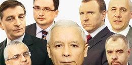 Oto wszyscy ludzie Kaczyńskiego!