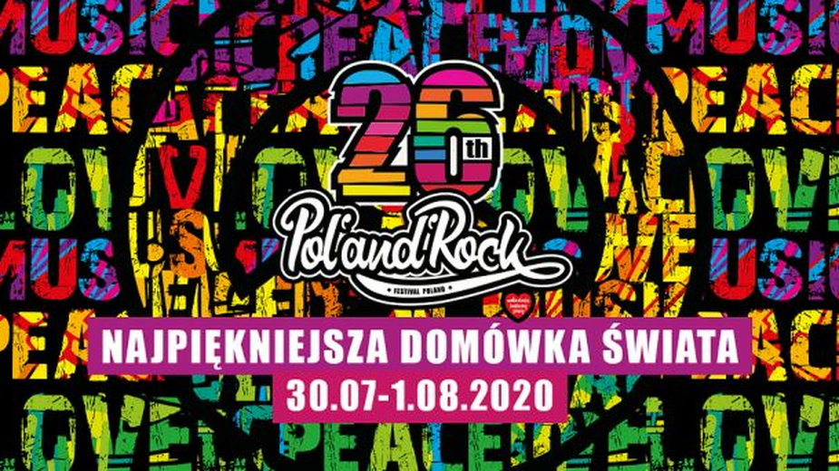 Pol'and'Rock Festival 2020