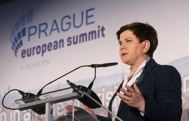 Podczas spotkania V4 premierzy Polski, Czech, Słowacji i Węgier podsumują czeską prezydencję w V4.