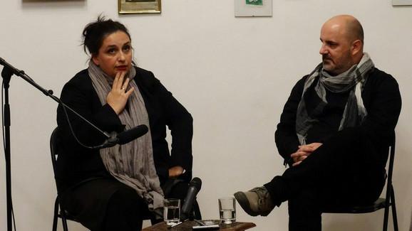 Irena Popović Dragovic i Kokan Mladenovic