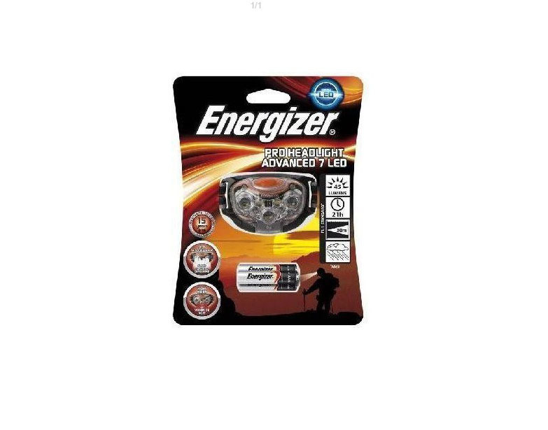 Energizer Advanced Pro-Headlight 7LED - 2