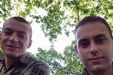 Vojnici droga Zoran Solova i Aleksandar Nikolić Facebook