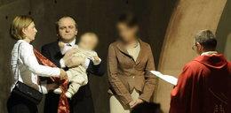 Prezes partii ochrzcił synka. Dał mu imię na cześć Kaczyńskiego!