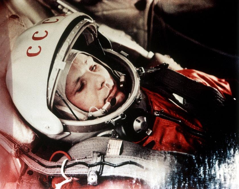 Sfałszował życiorys, by polecieć w kosmos