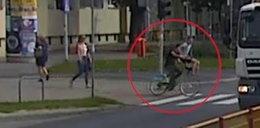 Szaleli na rowerze, śmiertelnie potrącili staruszkę. Są w rękach policji