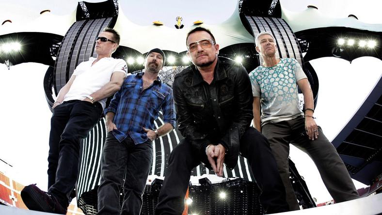 U2 pracują nad kilkoma wydawnictwami