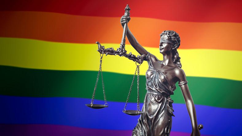 sądownictwo LGBT sprawiedliwość