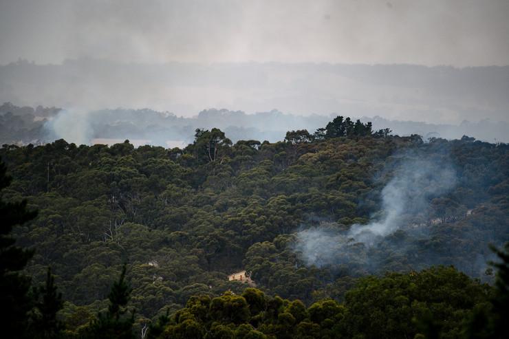 Požari u Australiji - Adelejd