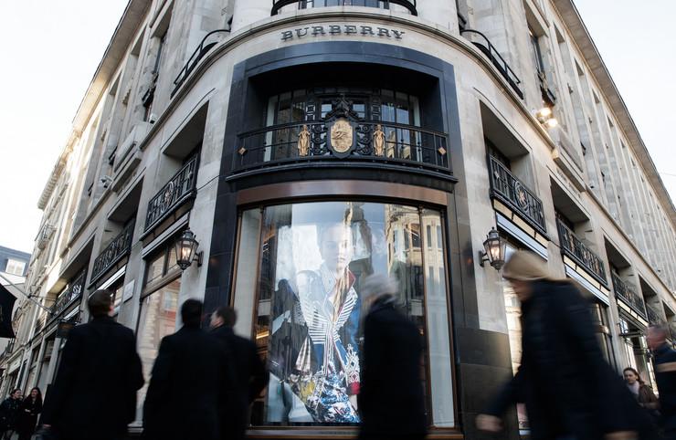 Barberi u Londonu