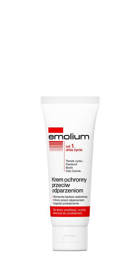 Emolium - Krem ochronny przeciw odparzeniom