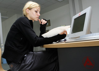 Zasiłek dla pracownika za uraz przy pracy