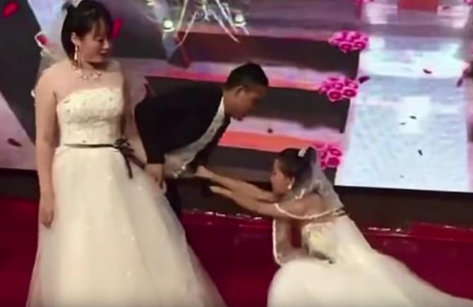 Snimak sa venčanja postao je viralan